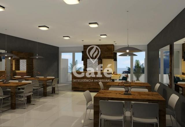 Apartamento à venda com 3 dormitórios em Nossa senhora das dores, Santa maria cod:1293 - Foto 3