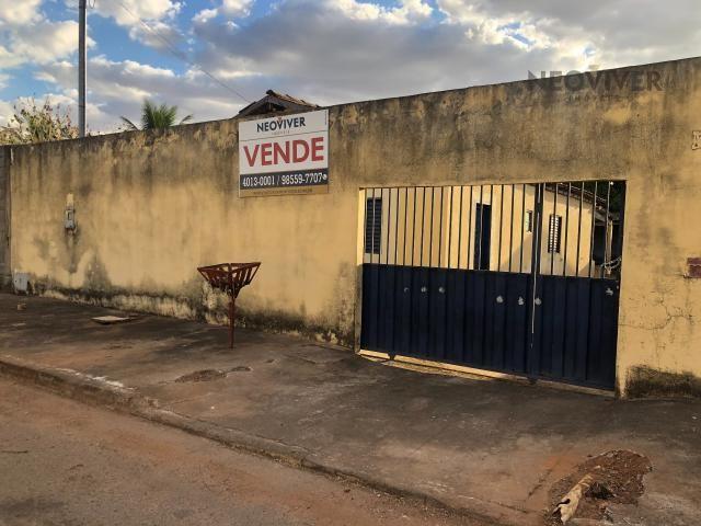 Casa à venda com 3 dormitórios em Jardim Tropical, Aparecida de Goiânia cod:305
