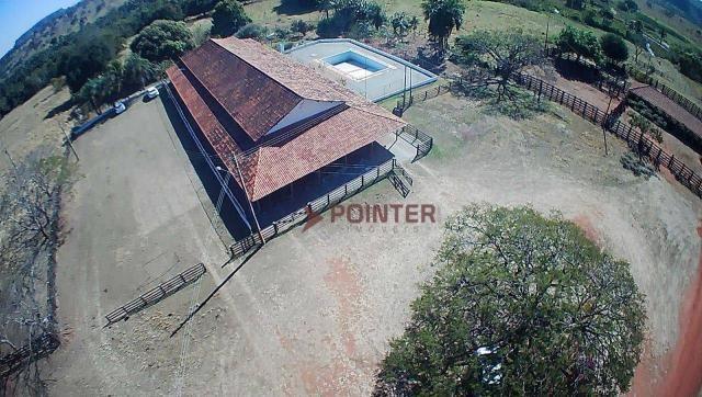Fazenda à venda, 5614400 m² por R$ 15.000.000,00 - Zona Rural - Cachoeira Alta/GO - Foto 16