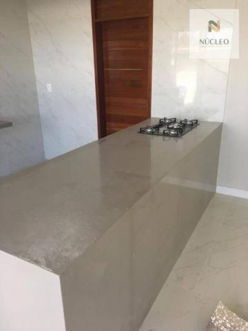 Casa com 4 dormitórios à venda, 248 m² por R$ 1.600.000,00 - Intermares - Cabedelo/PB - Foto 5