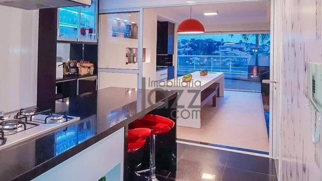 Maravilhoso apartamento com 4 dormitórios à venda, 240 m² por R$ 2.600.000 - Foto 13