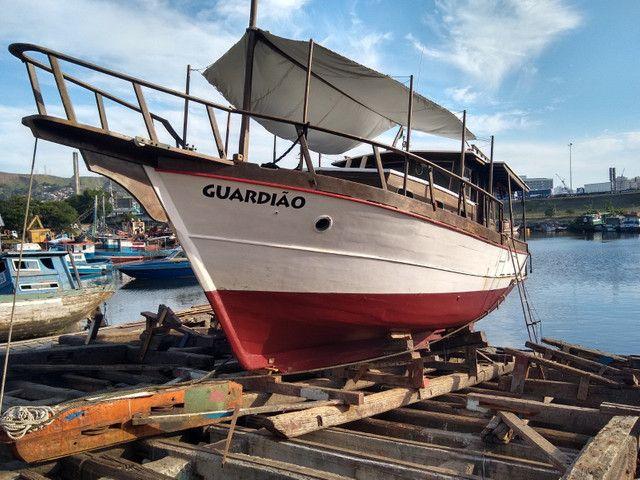 Barco Traineira 34 pés - Foto 20