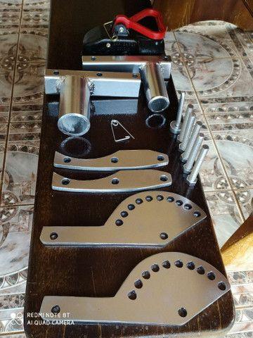 Regulador de altura 1500 kilos carretinha reboque - Foto 2