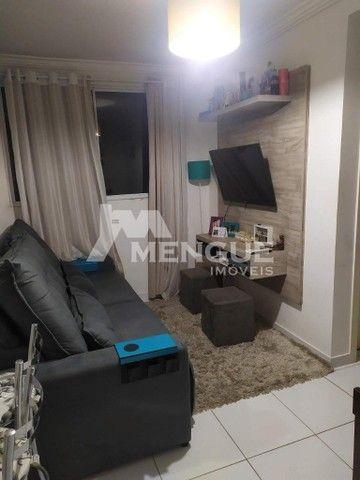 Apartamento à venda com 2 dormitórios em São sebastião, Porto alegre cod:11332 - Foto 2