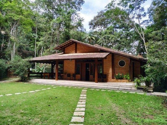 linda Casa em Condomínio Fechado em Domingos Martins - Foto 2