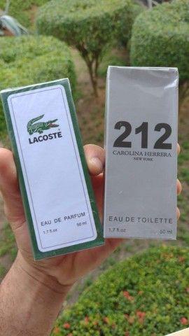 Perfumes de altíssima qualidade.