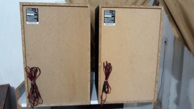 Só as Caixas De Som Panasonic   - Foto 3