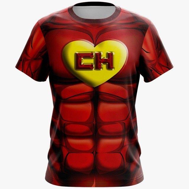 camisas super heróis  - Foto 3