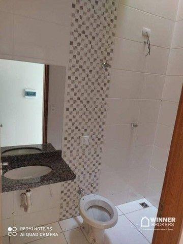 Casa com 2 dormitórios à venda, 60 m² por R$ 170.000 - Jardim Monterey - Sarandi/PR - Foto 12