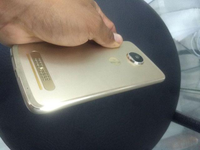 Motorola Moto Z2 Player Octa-core.
