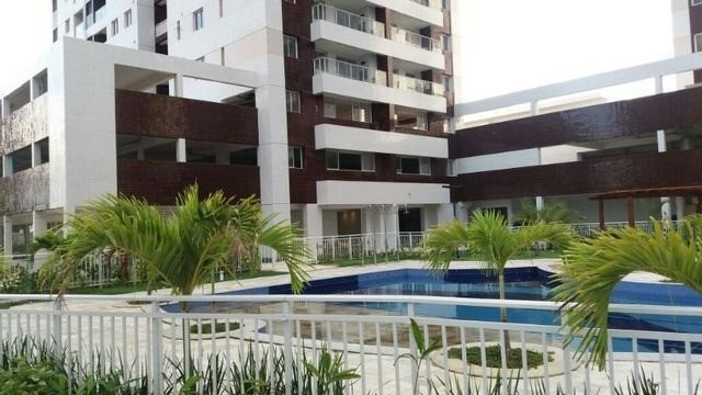 <MB>  Sua Chance! Residencial Clube em Boa Viagem! 3 qrts! Edf. Riviera - Foto 7
