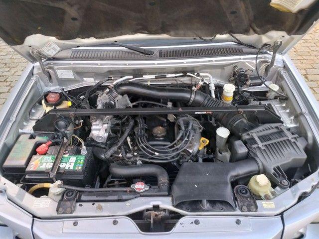 Mitsubishi Pajero TR4 2008 Câmbio manual e 4x4  - Foto 13