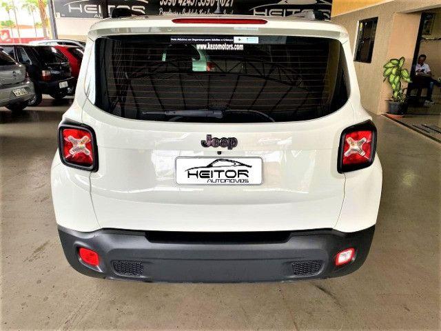 Jeep Renegade 1.8 MT Custom Perfeito estado - Mande Whatts - Foto 5