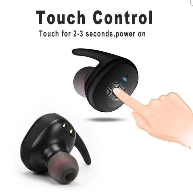 Fone de ouvido Bluetooth - Foto 4