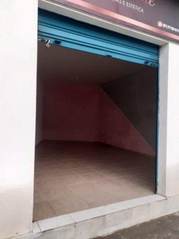 Aluga-se box pra comercio recém construído do novo na cerâmica e PVC valor 400 reias  - Foto 2