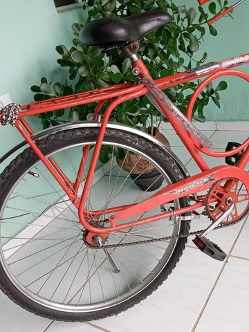 Bicicleta  original monark cachimbada  - Foto 2