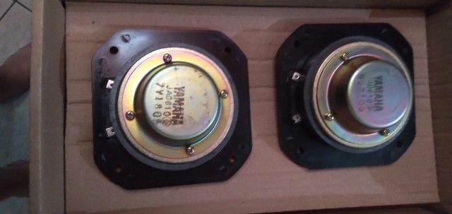 """Par de Mid range 6"""" Yamaha  - Foto 2"""
