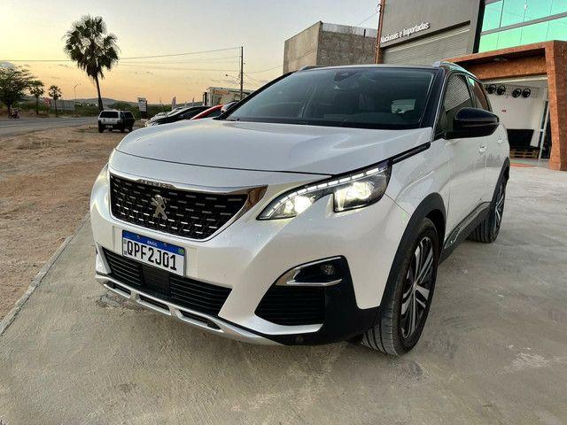 Peugeot 3008 griffe 2019 extar assegurado por 1 ano - Foto 2
