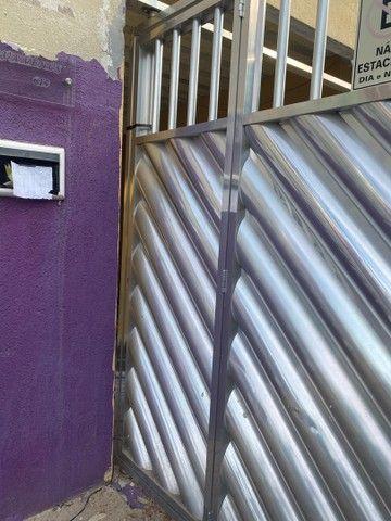 Portão de Garagem de  Alumínio  - Foto 3