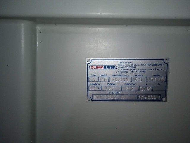 Climatizador ClimaBrisa seminovo - Foto 2