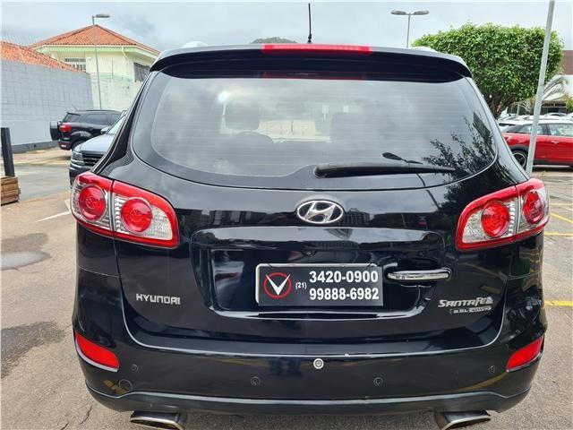 Hyundai Santa fe 3.5 mpfi gls v6 24v 285cv gasolina 4p automático - Foto 3