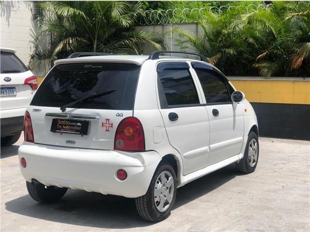 Chery Qq 1.1 mpfi 16v gasolina 4p manual - Foto 5