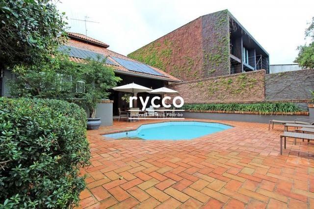 Linda casa, com 385m² privativos, bairro Boa vista. - Foto 2