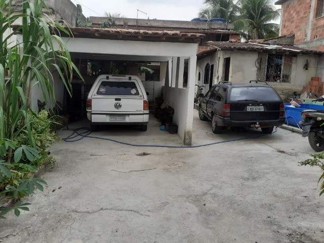 Duas casas Santo Expedito