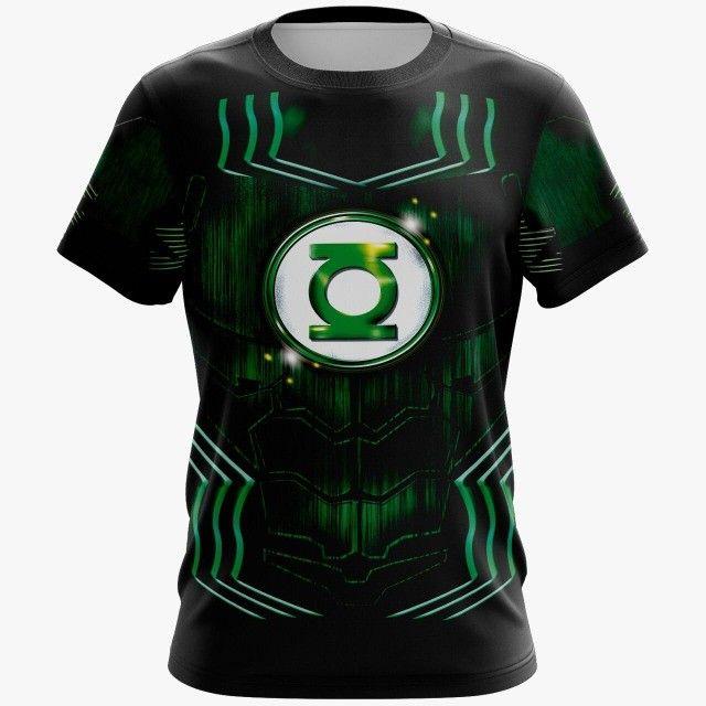 camisas super heróis  - Foto 4