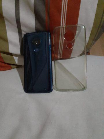 Moto G7 Power, 64 GB, lindo sem marcas de uso - Foto 2