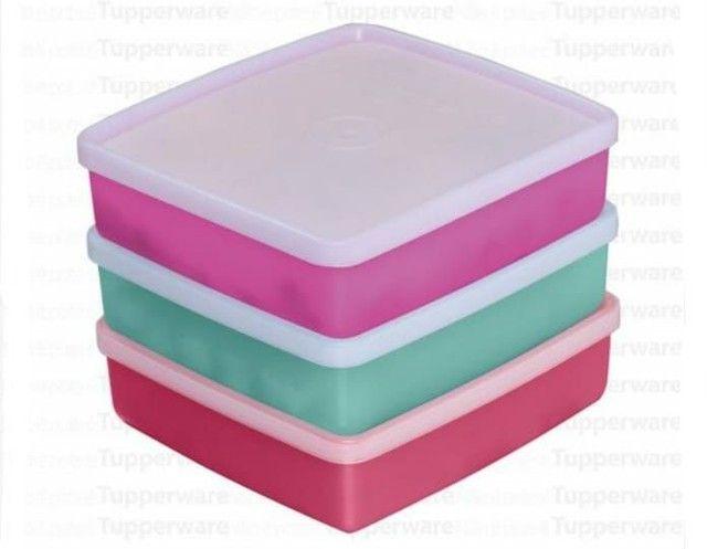 Vendo essas Tupperware preços especiais jarra  preta 75,00 observe os outros preços - Foto 5