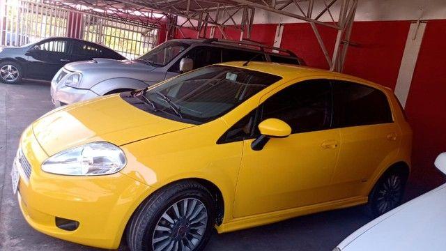 Vende-se Fiat Punto Sporting 2007/2008 - Foto 6