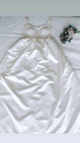 Vestido de festa, Madrinha, Debutante, Noiva. - Foto 3