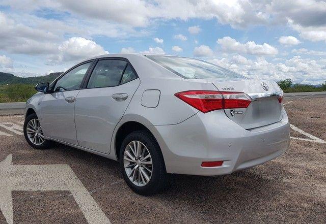 Toyota Corolla 2.0 Aut. Xei 2015 Pneus Novos Ipva 2021 Pago - Foto 3