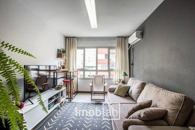 VENDA -> Apto 1 dorm , 1 vaga,  Reformado, Copa-cozinha, sala integrada, Centro- Pelotas/R - Foto 3