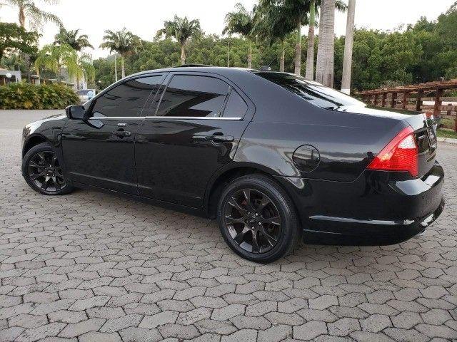Ford Fusion V6 AWD 2011 leilão financeira. - Foto 12