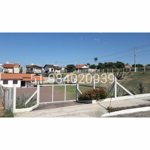 Vendo imóvel de esquina localizado em Santo Antônio da Patrulha/RS. Área 2.000m2 .