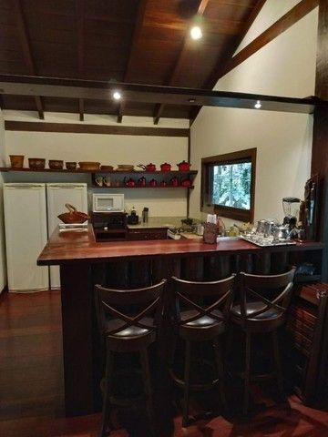 linda Casa em Condomínio Fechado em Domingos Martins - Foto 8