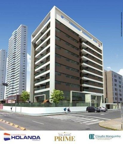 BR- Apartamento na Beira Mar de Casa Caida - 144m²   Varanda Gourmet Holanda Prime - Foto 9