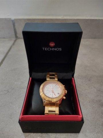 Relógio Technos Rosé - Foto 4