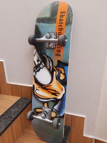 EM CAETITÉ - BA / Skate amador - Semi-novo! Usado pouquíssimas vezes.