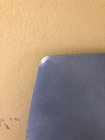 mural de fotos prateado com detalhe de estrela - Foto 3