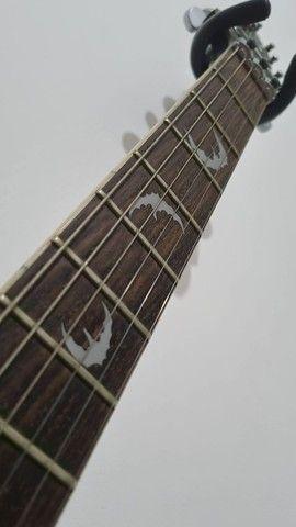 Guitarra Schecter Damien Platinum 6 FR-S - Foto 5