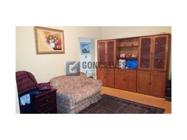 Casa para alugar com 4 dormitórios em Oswaldo cruz, Sao caetano do sul cod:1030-2-36553 - Foto 3