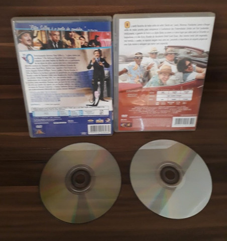 DVDs Pantera Cor de Rosa e os Nerds - Foto 2