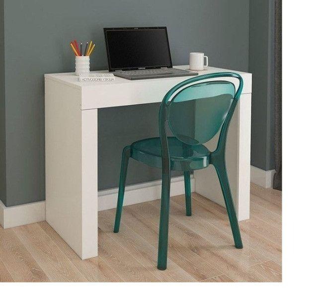 Mesa para estudos/escritório - Direto da fábrica - Trabalhamos com mais opções - Foto 2