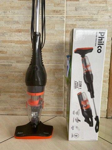 Aspirador de pó vertical - Philco Ciclone Force PAS06