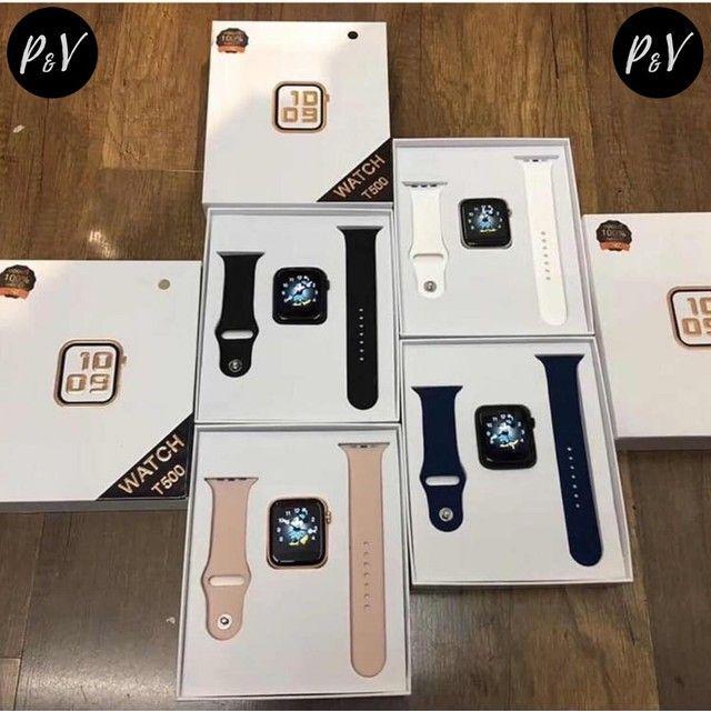 PROMOÇÃO: Relógio SmartWatch IWO MAX 2.0 - 12X No Cartão + Entrega Grátis - Foto 5
