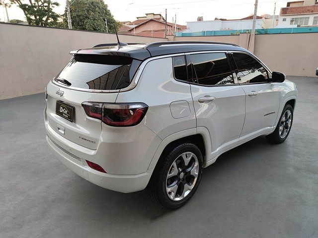 JEEP COMPASS 2.0 16V LIMITED 2018 - Foto 5