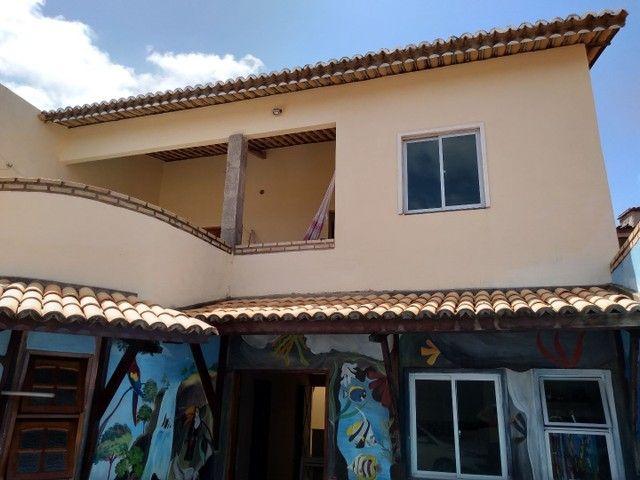 Vendo linda casa, com cinco quartos e piscina: - Foto 5